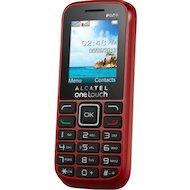 Фото Мобильный телефон Alcatel 1052D Black Red