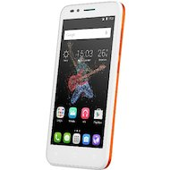 Фото Смартфон Alcatel 7048X GO PLAY White/Orange+White