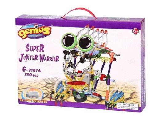 Конструктор Genius G-9107A Глазастики. Супервоин Юпитера