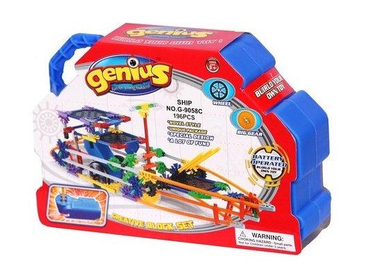 Конструктор Genius G-9058C Гоночная лодка