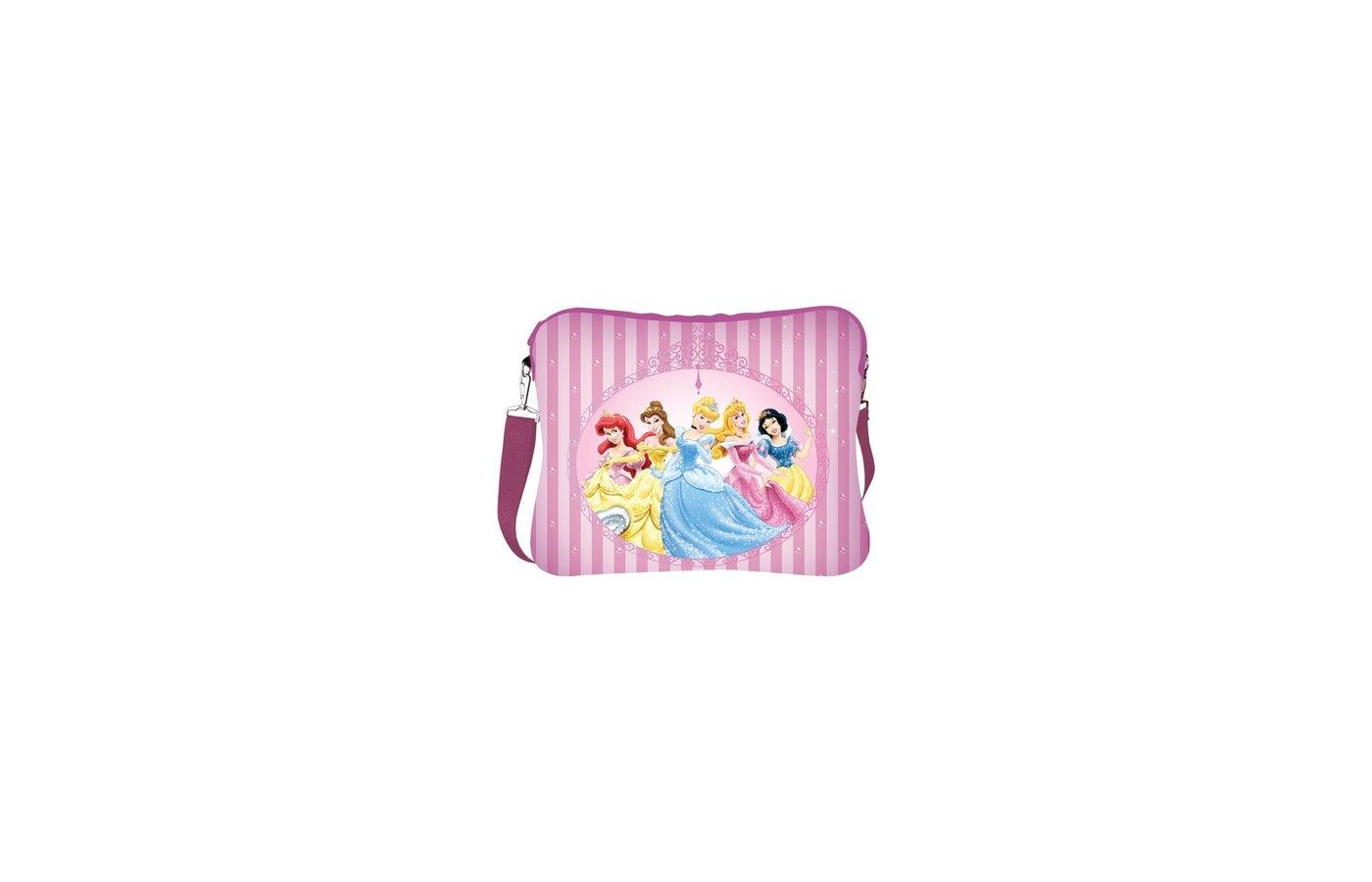 Кейс для ноутбука DISNEY DSY LB3050K LAPTOP BAG PRINCESS 10