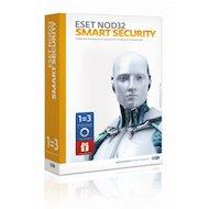 Компьютерное ПО Eset NOD32 Smart Security-прод 20 месяцев или новая 1 год/3ПК (NOD32-ESS-2012RN(CARD)-1-1)