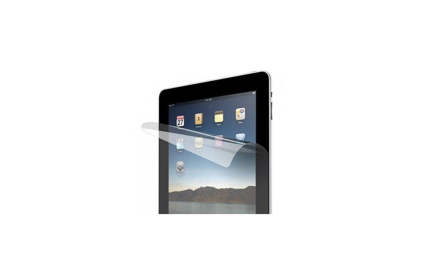 Защитная пленка Partner iPad mini, глянцевая