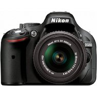 Фото Фотоаппарат зеркальный Nikon D5200 18-55VR II +16GB+case