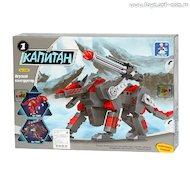 Конструктор AUSINI 25663 Герои. Робот пантера