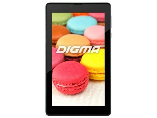 Планшет Digma Plane 7.71 3G (7.0) /PS7071EG/ intel X3 C3130/8Gb/3G/Black