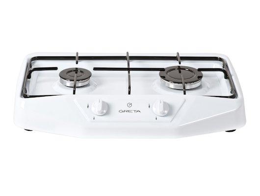 Плитка газовая GRETA 1103 белый