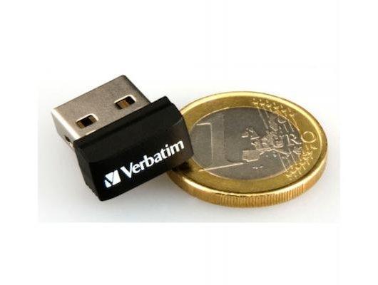 Флеш-диск VERBATIM 32ГБ черный 43942