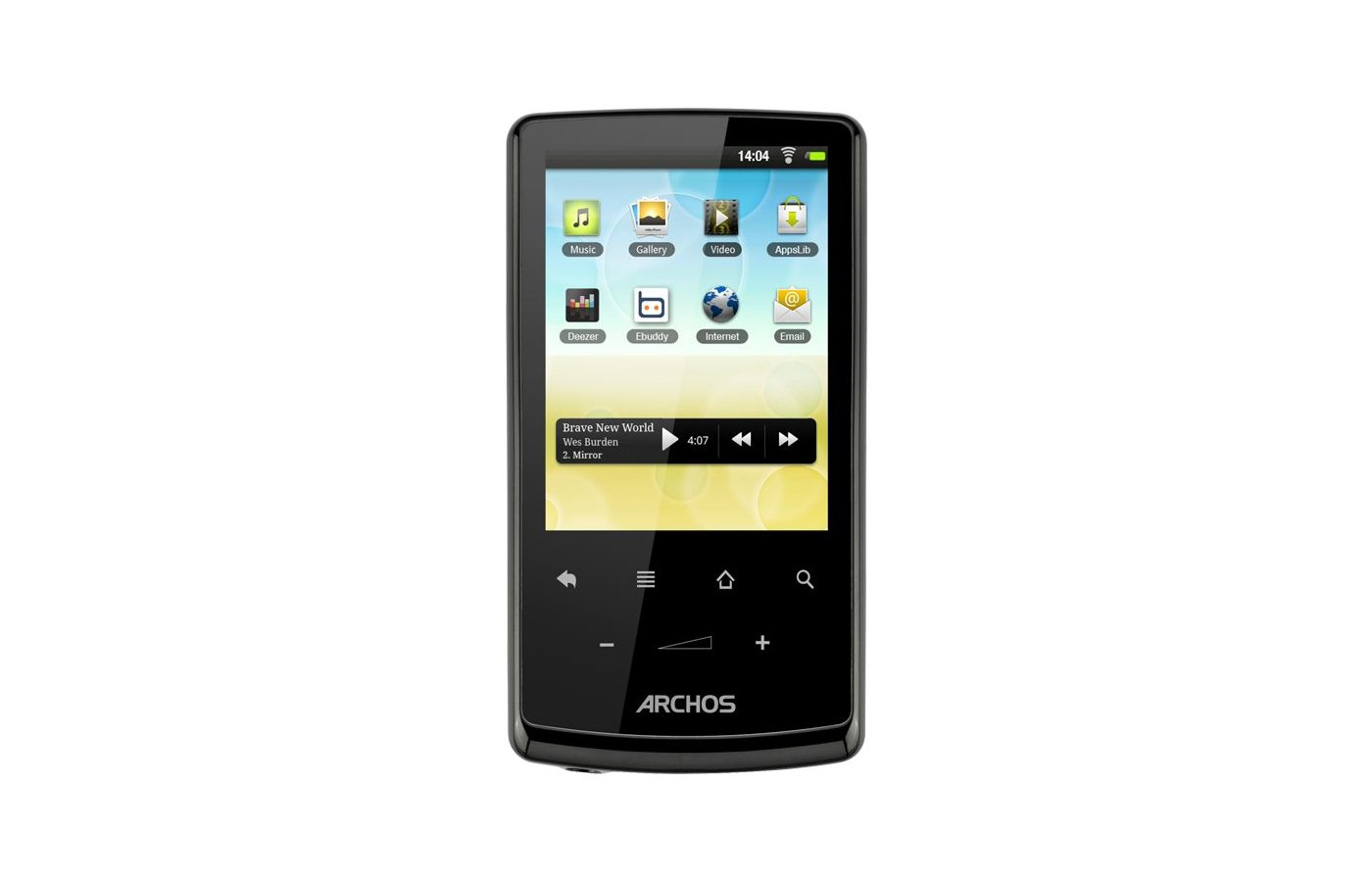 МР3 плеер Archos 32 internet tablet 8Gb