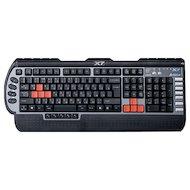 Клавиатура проводная A4Tech X7-G800V USB