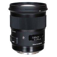 Фото Объектив Sigma AF 50mm F/1.4 DG HSM для CANON