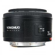 Фото Объектив YongNuoAF 35mm f/2 Canon EF