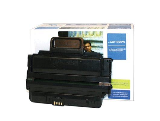 Картридж лазерный NV-Print совместимый Samsung MLT-D209L для ML-2855ND/SCX-4824FN/4828FN. Чёрный. 5000 страниц