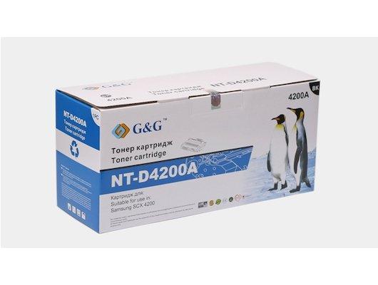 Картридж лазерный GG NT-D4200A Совместимый для Samsung SCX-4200 (3000стр)