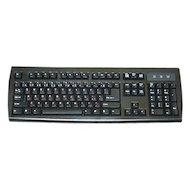 Клавиатура проводная Chicony KU-2971 black USB