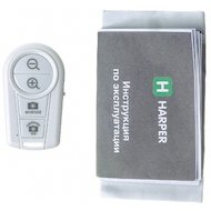 Фото HARPER RSB-201 Zoom кнопка для селфи Bluetooth белая