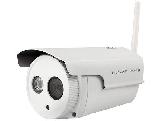 IP Видеокамеры IVUE B1 Наружная беспроводная WiFi IP камера с функцией р2р
