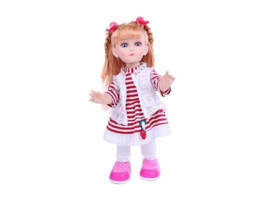Игрушка DollyToy DOL0602-002 Малышка Анютка