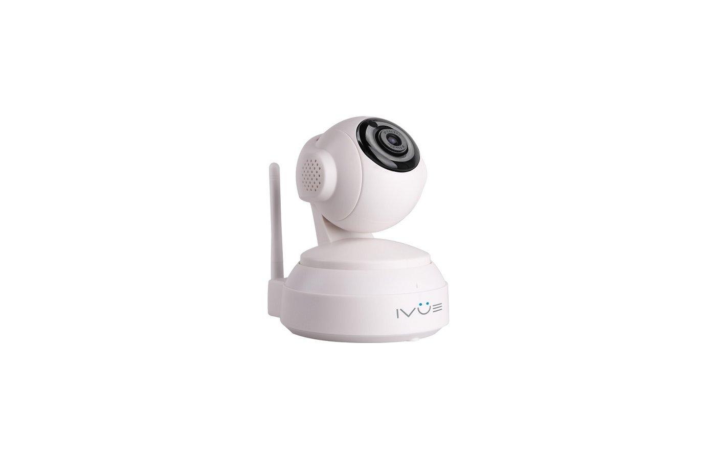 IP Видеокамеры IVUE Внутренняя WiFi IP видеокамера 1.0 MPX Micro SD p2p
