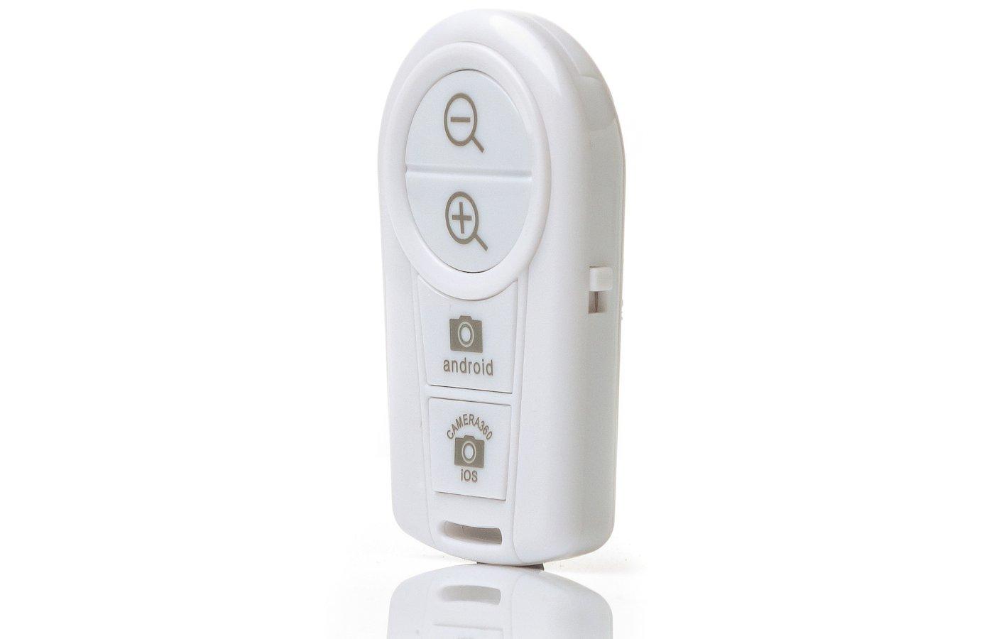 HARPER RSB-201 Zoom кнопка для селфи Bluetooth белая