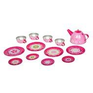 Фото Игрушка Tin Set CH1361 Набор чайной посуды