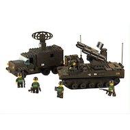 Конструктор SLUBAN M38-B6700 Сухопутные войска. Боевая готовность