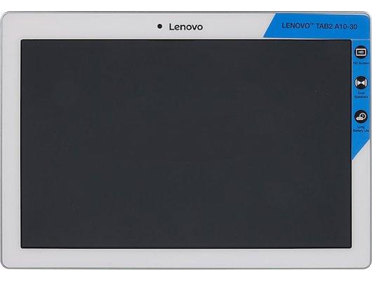 Планшет Lenovo Tab 2-X30L (10.1) /ZA0D0053RU/ 16Gb/3G/4G/White