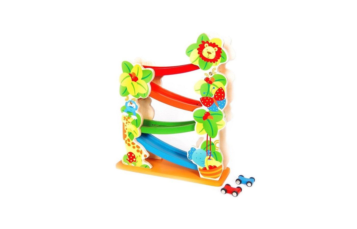 Игрушка Altacto 6768 Деревянная игрушка Горка