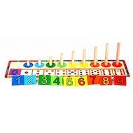 Игрушка Altacto 6540 Деревянная игрушка. Играя Учимся считать