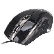Мышь проводная Zalman ZM-GM1 USB 6000dpi Gaming mouse 7x fully progr buttons Laser black color
