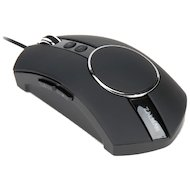 Мышь проводная Zalman ZM-GM3 USB Laser Gaming Mouse 8200dpi quick switch dpi noise filter 9x fully progr buttons ad