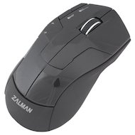 Фото Мышь проводная Zalman ZM-M300 USB 2500dpi Gaming mouse 7x multi buttons optical black color