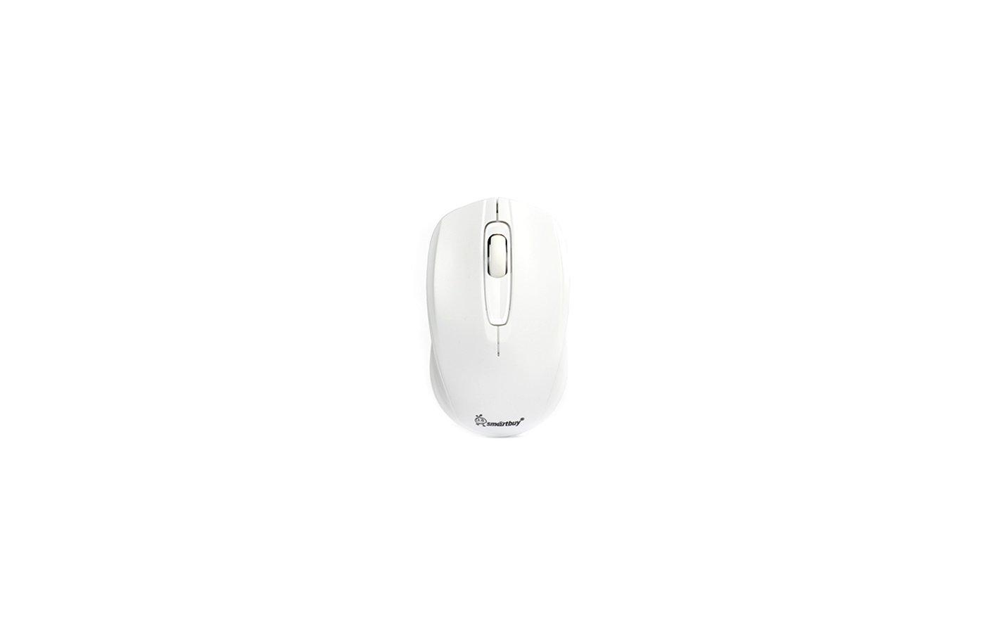 Мышь беспроводная SmartBuy One 331 белая