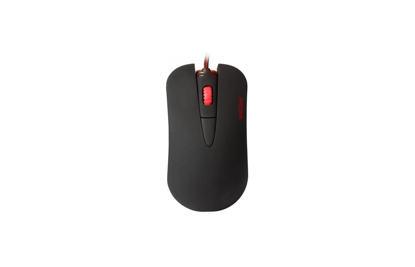 Мышь проводная SmartBuy 704 Black