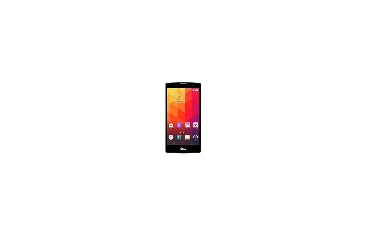 Смартфон LG H502F Magna black titan