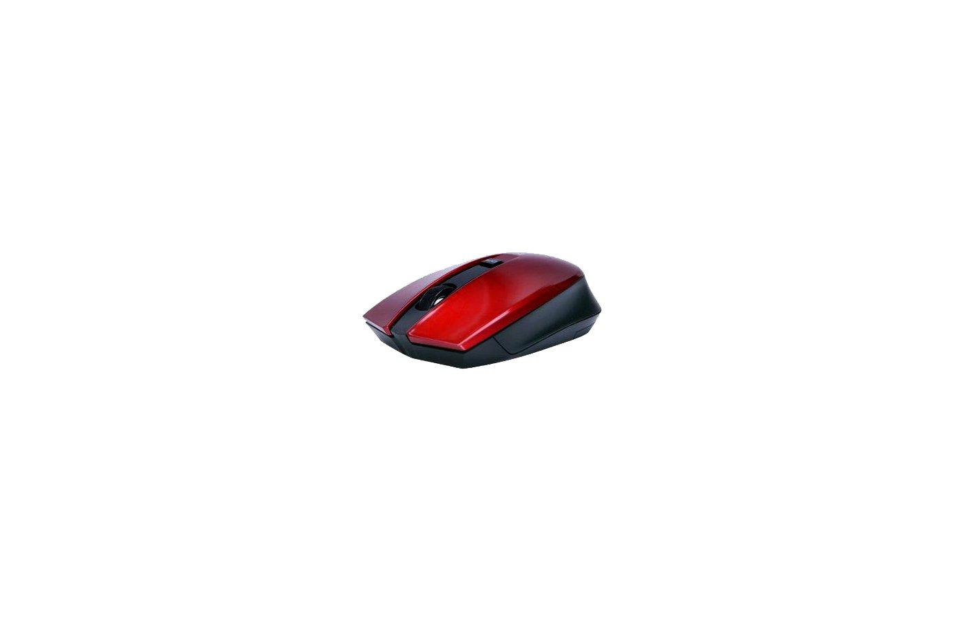 Мышь беспроводная Zalman ZM-M520W USB 1600dpi 2.4Ghz Wireless Avago A3000 sensor red