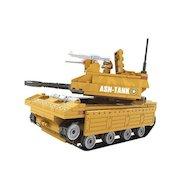 Конструктор AUSINI 22504 Армия. Танк ASN