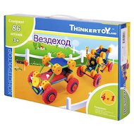 Конструктор Thinkertoy THIN0710-004 Вездеход