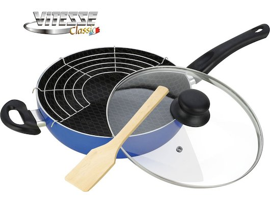 Сковорода WOK VITESSE VS-7408 WOK сковорода