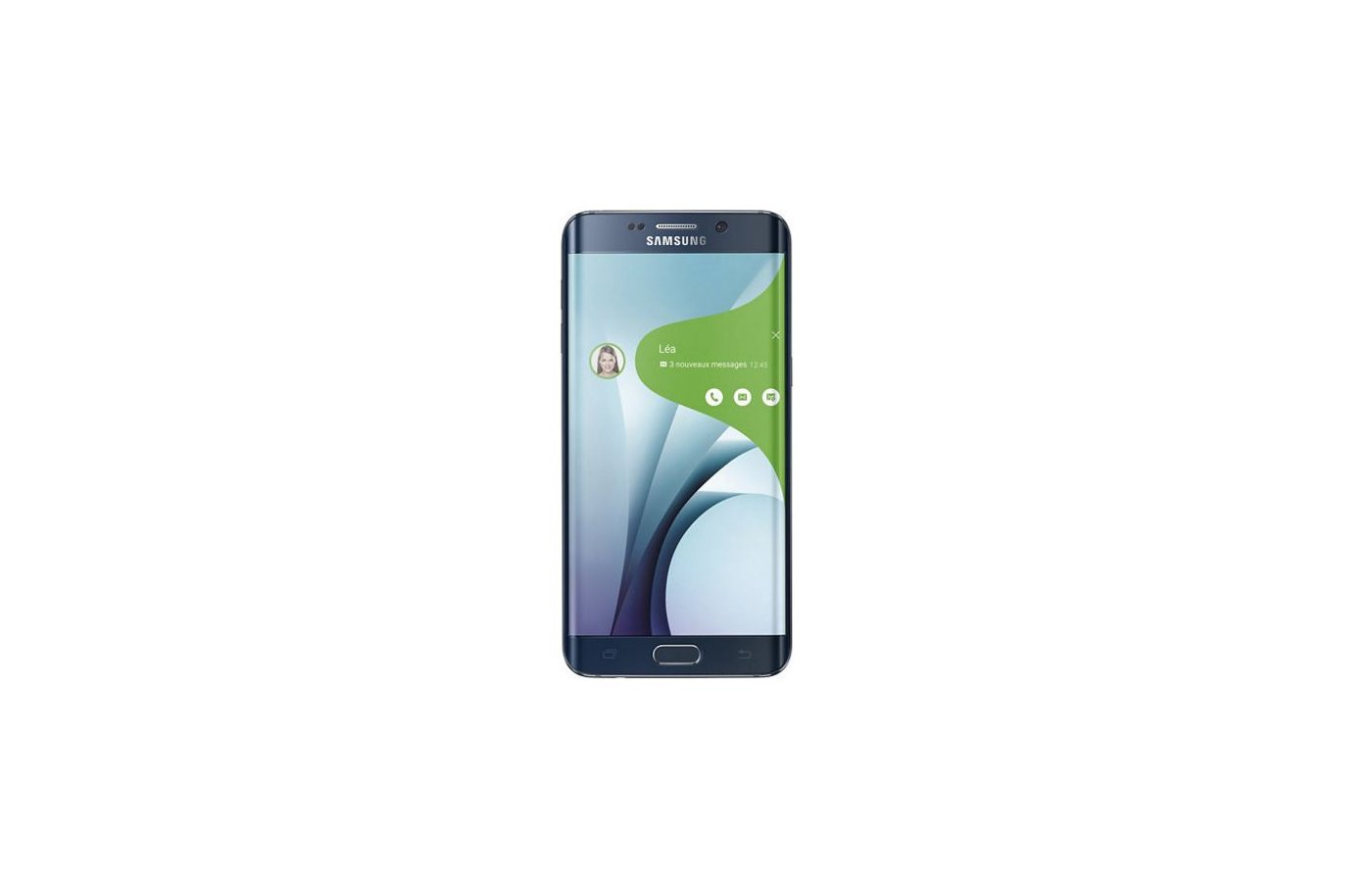 Смартфон Samsung SM-G928F Galaxy S6 Edge+ 32Gb black