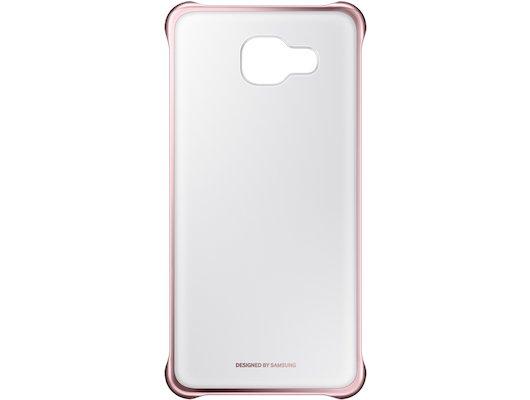 Чехол Samsung СlCover для Galaxy A5 (2016) SM-A510 розовый (EF-QA510CZEGRU)