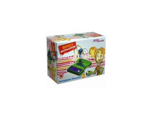 STEP Puzzle 76154 Фиксики-вентилятор