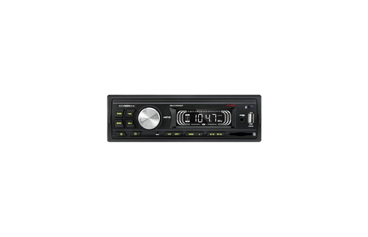 Автомагнитола SOUNDMAX SM-CCR 3052