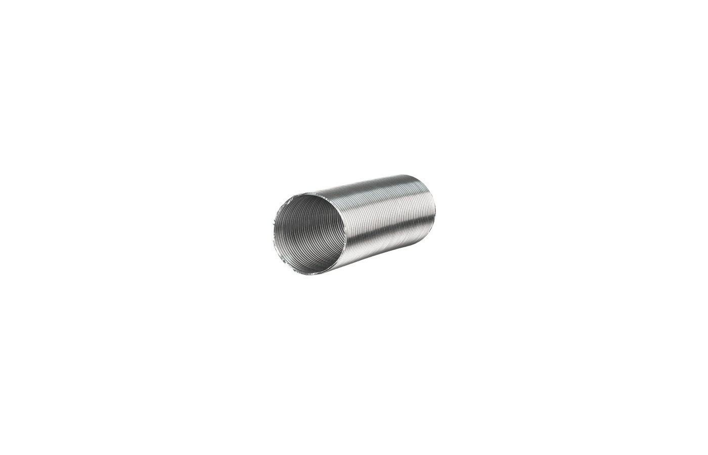 Аксессуар для в/о Воздуховод Алювент алюминиевый D150 мм (1-3м)