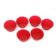 Фото Форма для выпечки силиконовая EXCOOK H15159 Набор силиконовых формочек