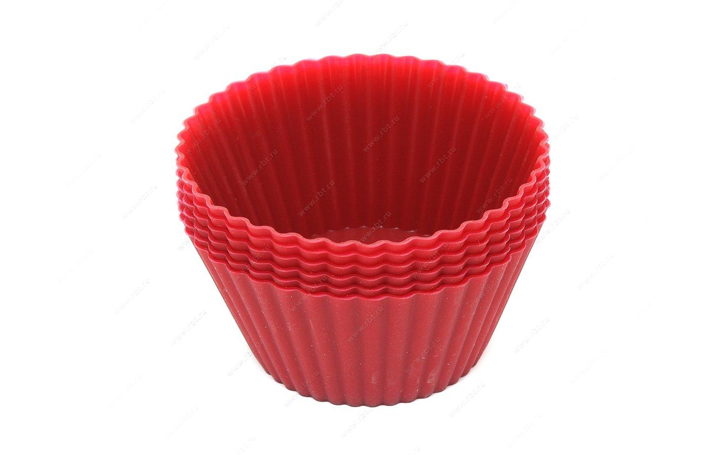 Форма для выпечки силиконовая EXCOOK H15159 Набор силиконовых формочек