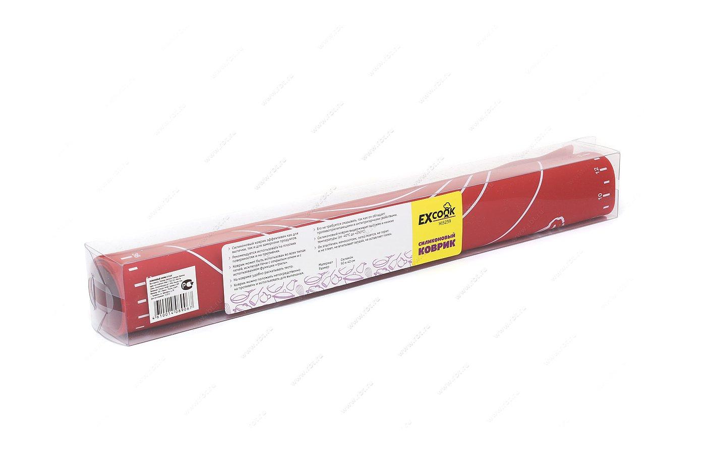 Текстиль кухонный EXCOOK H15239 Силиконовый коврик