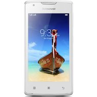 Фото Смартфон LENOVO A1000 DS white