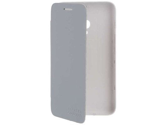 Чехол Alcatel для Alcatel One Touch POP 3 5065D silver
