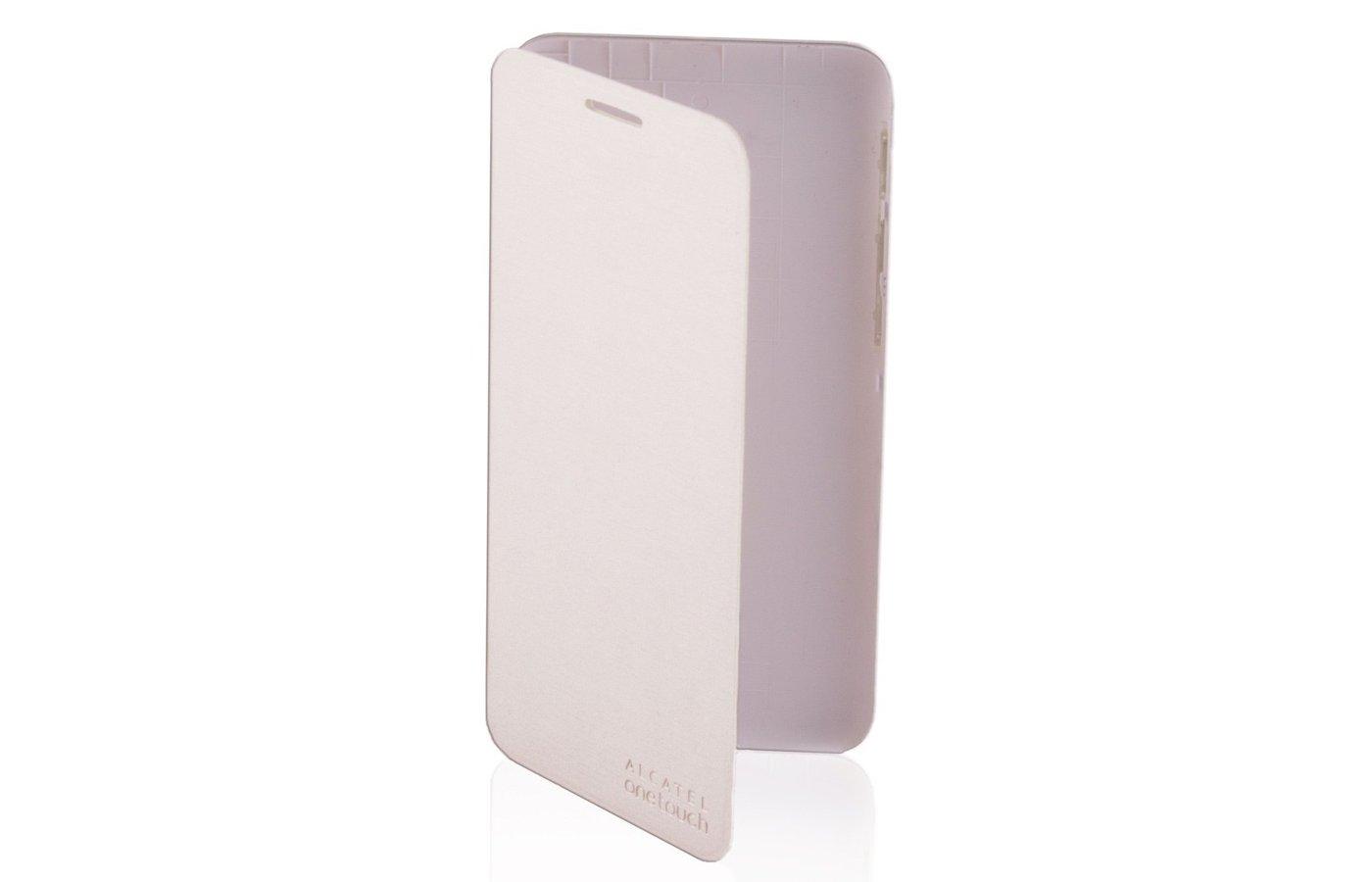 Чехол Alcatel для Alcatel One Touch POP 3 5015D silver